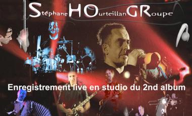 Project visual 2nd Album StéphaneHOurteillanGRoupe