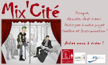 Project visual Mix'Cité
