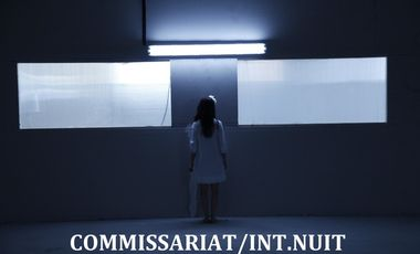 Project visual COMMISSARIAT/INT.NUIT