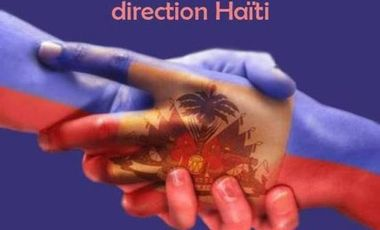 Project visual Direction Haiti !