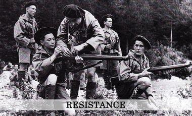 Visueel van project RESISTANCE