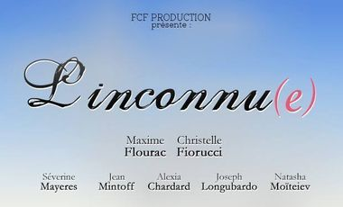 "Visueel van project "" L'inconnu(e) """