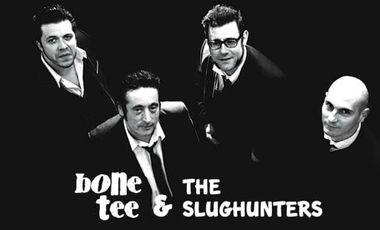Project visual Bone Tee & The Slughunters