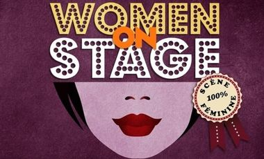 Project visual Women On Stage #2
