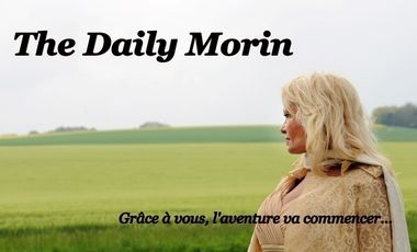 Project visual THE DAILY MORIN