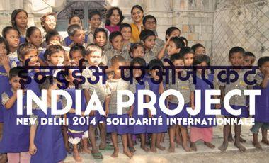 Visuel du projet India Project