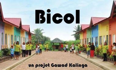 Visuel du projet Bicol : un projet Gawad Kalinga