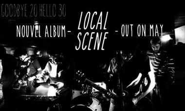 """Project visual """"Local Scene"""" nouvel album de Goodbye 20 Hello 30"""