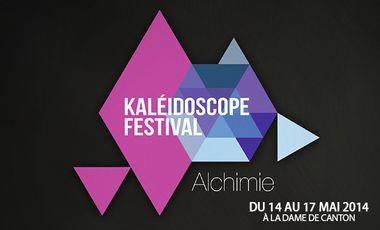 Project visual Kaléidoscope Festival #2 - Alchimie -