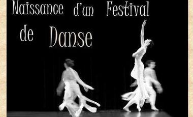 Project visual Naissance d'un festival de danse