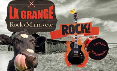 Visueel van project La Grange Rock