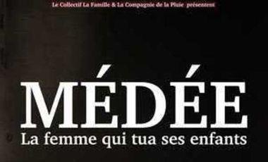 Visueel van project Médée: la femme qui tua ses enfants