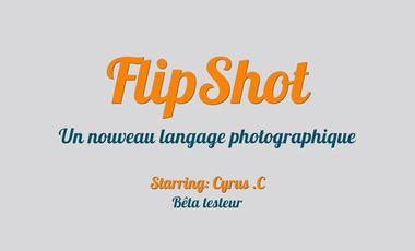 Visueel van project FlipShot