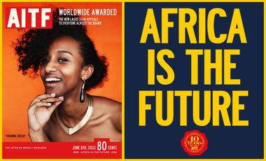 Visuel du projet AFRICA IS THE FUTURE