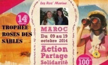 Visueel van project Les Roz' Marine - Trophée Roses des Sables 2014