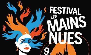 Visueel van project Festival Les mains nues Mulhouse