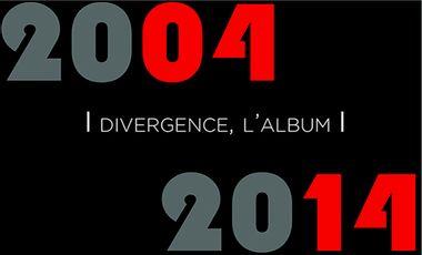 Visuel du projet Divergence, l'Album 2004-2014