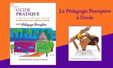 Project visual La Pédagogie Perceptive pour le mieux-être des enfants à l'école