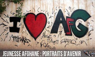 Project visual JEUNESSE AFGHANE : PORTRAITS D'AVENIR
