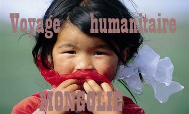 Visueel van project Voyage humanitaire en Mongolie !