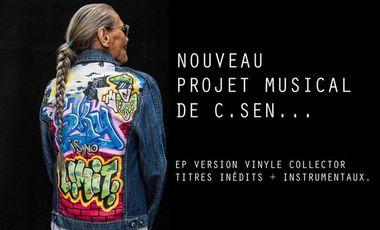 Project visual C.SEN Nouveau projet musical et pictural