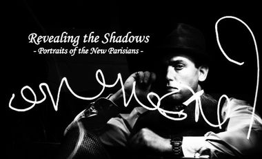 Project visual Revealing the Shadows - Portraits of the New Parisians