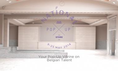 Visueel van project Nationa(a)l Pop-Up Store