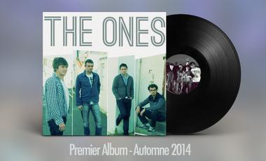 Project visual PREMIER ALBUM DE THE ONES !!!
