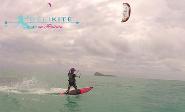 Visueel van project Défi kite au Féminin