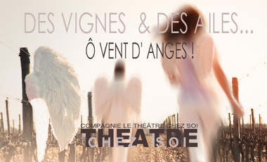 Project visual DES VIGNES & DES AILES... Ô Vent d'Anges !