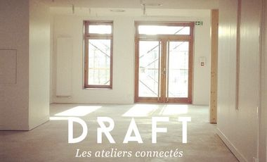 Visueel van project Atelier de fabrication collaboratif et eshop.