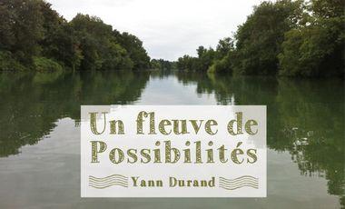 Visueel van project Un fleuve de possibilités : le livre