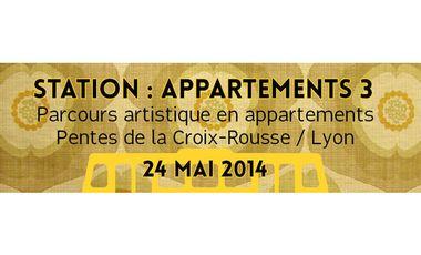 Visueel van project Station : Appartements #3