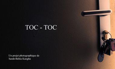 Visueel van project Toc Toc