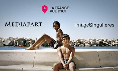 Project visual La France VUE D'ICI