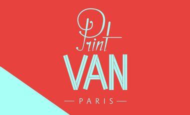 Visuel du projet Print Van Paris