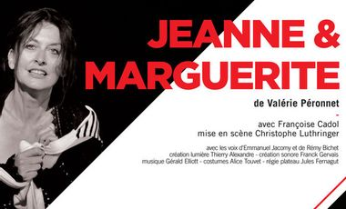 Project visual Jeanne et Marguerite