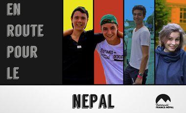 Visueel van project projet solidaire avec Solidarité France Népal