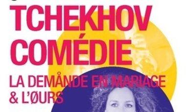 Project visual TCHEKHOV au Festival d'Avignon !!!
