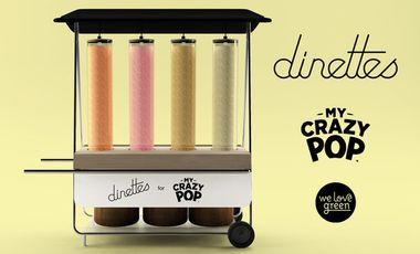 Visueel van project Dinettes pour MY CRAZY POP