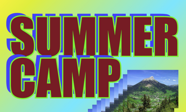 Project visual SUMMER CAMP : FIRE WALK WITH ME