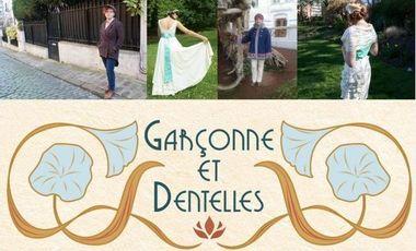 Visueel van project Garçonne et Dentelles