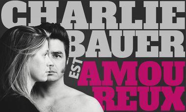 Visueel van project Charlie Bauer est amoureux