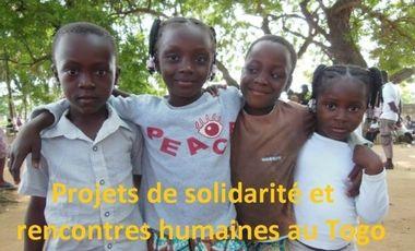 Visueel van project Projets de solidarité et rencontres humaines au Togo