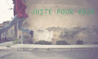 Project visual Juste Pour Voir