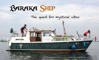 Project visual Baraka Ship - The quest for mystical vibes