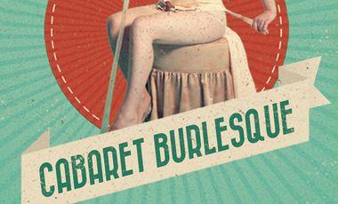 Project visual Cabaret Burlesque au Festival Off d'Avignon