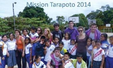 Visueel van project Mission Tarapoto
