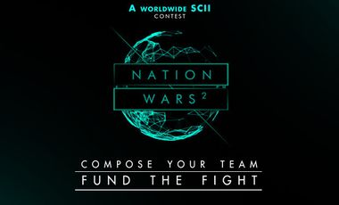 Visueel van project NationWars 2 au Trianon de Paris