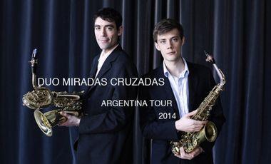 Visuel du projet Tournée en Argentine pour le duo Miradas Cruzadas